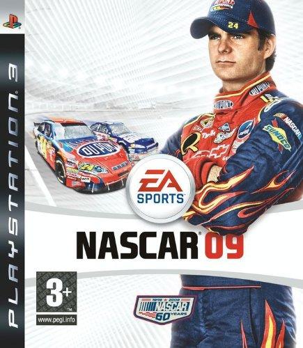 NASCAR 09 (PS3) [import anglais]