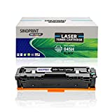 SINOPRINT Compatible with Canon 045H 045 Toner Cartridge for Canon CRG-045H CRG-045 to use with Color ImageCLASS MF634Cdw LBP612Cdw MF632Cdw LBP611Cn MF632 MF634 Laser Printer Toner (1-Pack, Black)