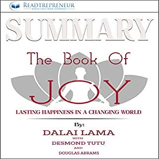 Summary: The Book of Joy: Lasting Happiness in a Changing World cover art