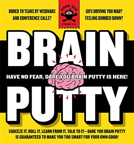 Brain Putty (Dare You Stamp Company)