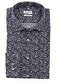 Seidensticker 150320-19 Camisa, Azul Oscuro, 45 para Hombre