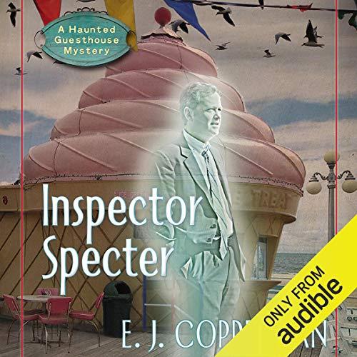 Inspector Specter  By  cover art