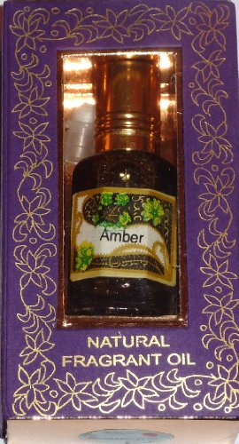 "R-Expo Song of india natural parfumoil""amber"" 10ml"