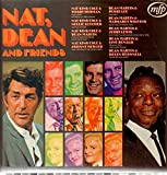Nat, Dean And Friends - Nat King Cole, Dean Martin And Various LP