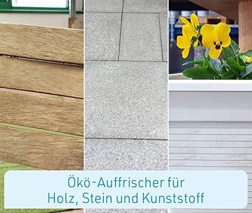 Mediashop Freshmo Set   2 Stück mit Bürste   Öko-Auffrischer für Holz, Stein, Kunststoff   Pflege   Das Original aus dem TV - 7