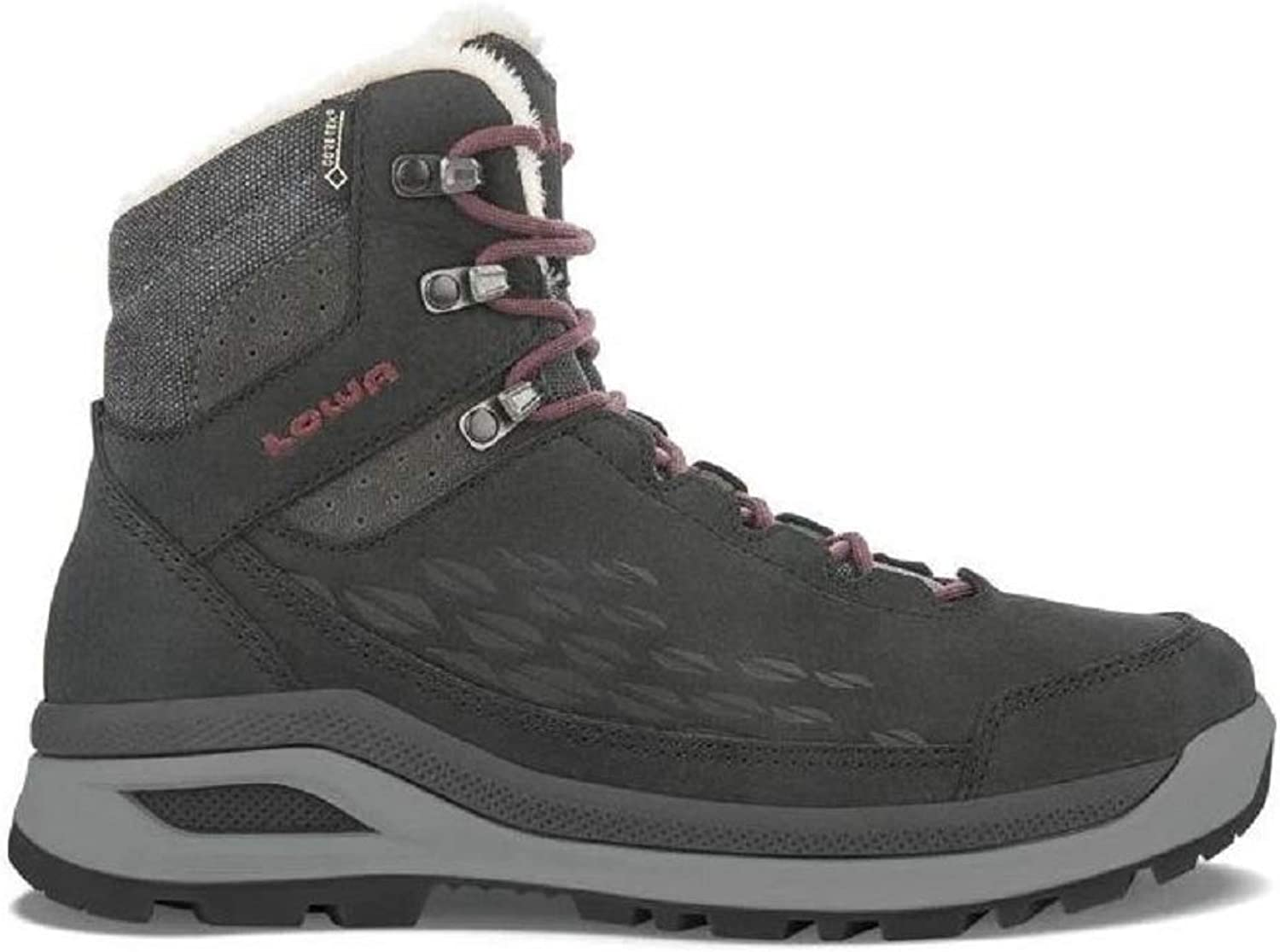 Lowa Women's Locarno Ice GTX Mid Winter Boot Anthracite