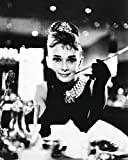 Close Up Audrey Hepburn Poster Breakfast at Tiffany's (40cm