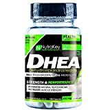 Best Naturals Dheas - NutraKey Natural Dhea Supplement - Promotes Muscular Strength Review