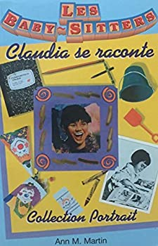 Paperback CLAUDIA SE RACONTE [French] Book
