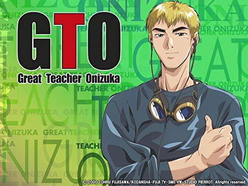 Great Teacher Onizuka - Stagione 1