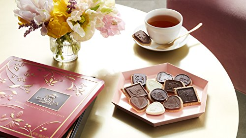 Product Image 5: GODIVA Chocolatier Assorted Gift Box Chocolate Cookie, Covered Biscuit
