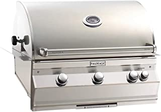 Fire Magic Aurora A540i 30-inch Built-in Propane Gas Grill With Analog Thermometer And Rotisserie - A540i-6eap