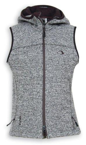 Tatonka Style Gavan Lady Vest Polaire pour Femme Gris 42
