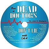 Best of Dead Doctor's Don't Lie Audio CD by Dr Joel Wallach