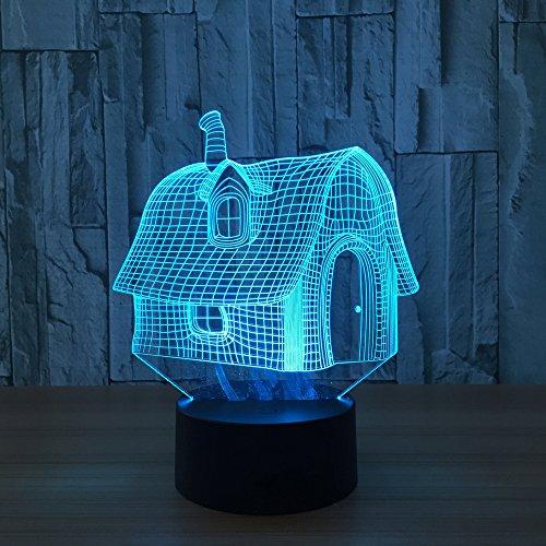Haus Sammler Charizard Cartoon Figur & # en en 3D LED Nachtlicht USB Tischlampe Kinder Geburtstagsgeschenk Nachttisch Dekoration