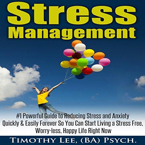 Stress Management audiobook cover art