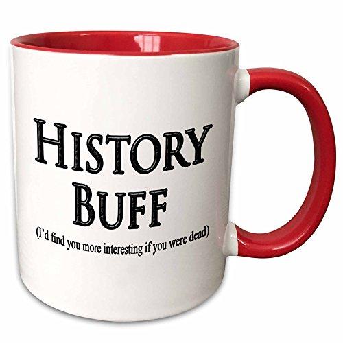 History Buff Mug
