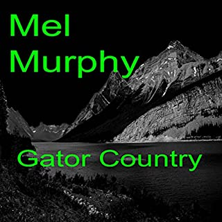 Gator Country audiobook cover art