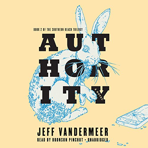 Authority audiobook cover art