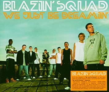 We Just Be Dreamin' (SQUAD04CD2)
