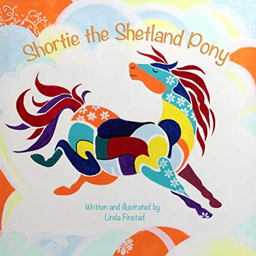 Shortie the Shetland Pony cover art