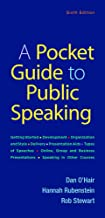 pocket guide to public speaking o'hair