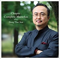 THE COMPLETE MAZURKAS(2CD) by DANG THAI SON (2010-02-24)