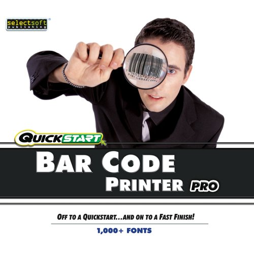 Quickstart: Bar Code Printer Pro [Download]