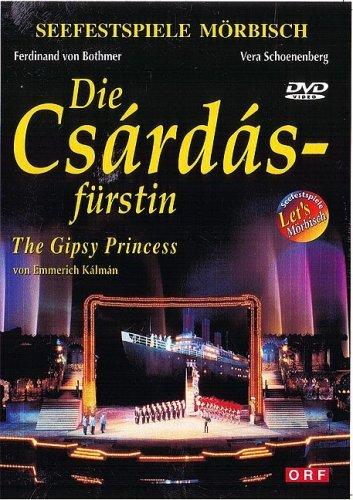 Kalman - Die Csardasfurstin by Vera Schoenenberg