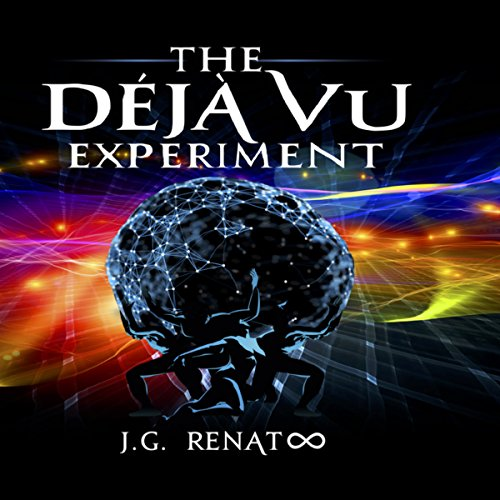 The Deja Vu Experiment audiobook cover art