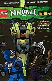 Lego Ninjago Vol.5 - Kingdom of the Snakes by Greg Farshtey (2014-12-05)