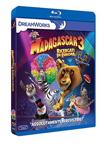 Madagascar 3-Ricercati in Europa [DVD] [Import]