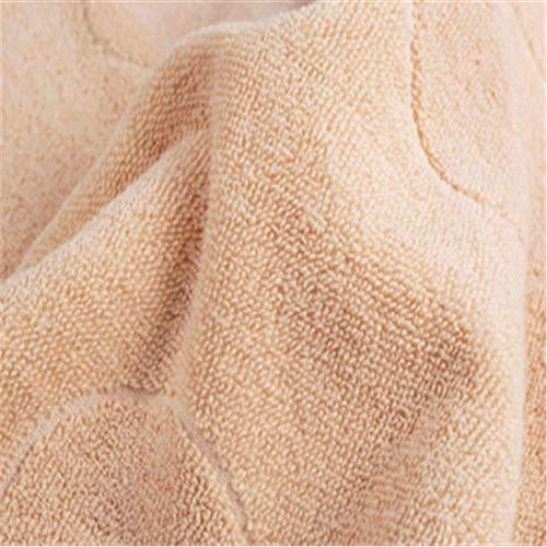 N/D Toalla De Mapa De Estrella De Algodón Puro, Toalla De Lavado Facial Absorbente Suave, Gruesa Y Espesa, Toalla De Hogar para Adultos