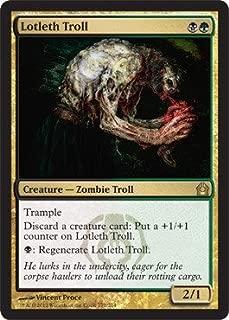 Magic: the Gathering - Lotleth Troll (177) - Return to Ravnica - Foil