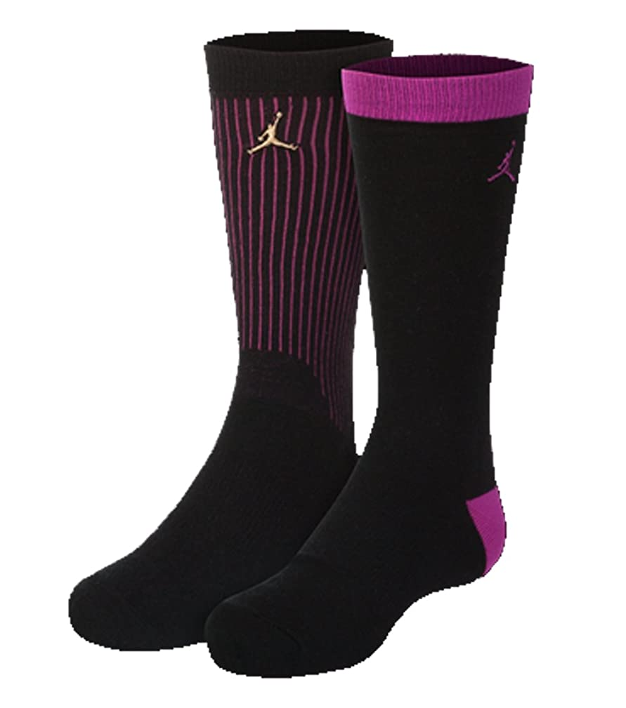Nike Air Jordan Retro 10 High Crew Sock 2 Pack