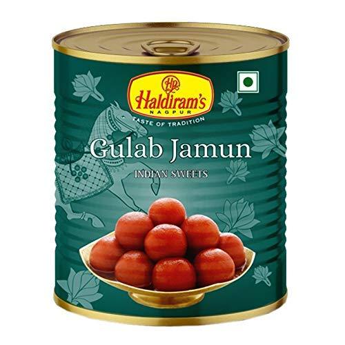 Haldiram's Nagpur Gulab Tulsa Mall excellence Jamun 2.02lb 1Kg Pack