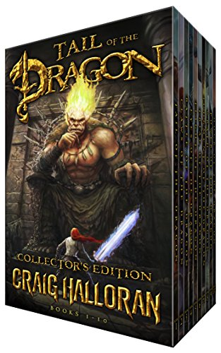 Tail of the Dragon Collector's Edition (The Chronicles of Dragon Series 2: Books 1 - 10)