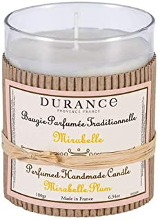 Durance de Provence Mirabelle Scented Candle 180 g