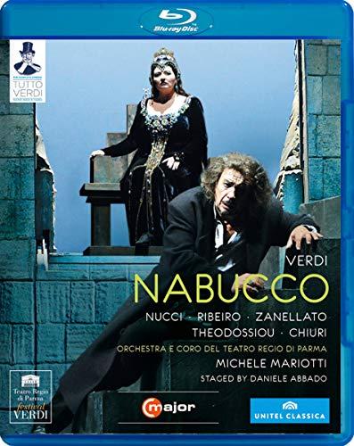 Tutto Verdi: Nabucco [Blu-ray]