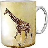 metALUm Kaffeetasse Giraffe # 3300100146