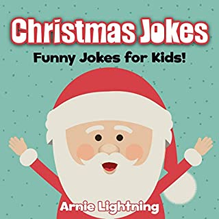 Christmas Jokes audiobook cover art