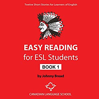 Easy Reading for ESL Students – Book 1 cover art