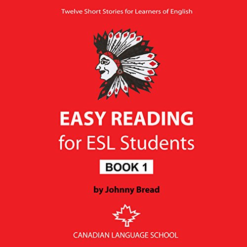 Easy Reading for ESL Students – Book 1 audiobook cover art