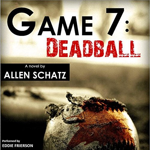 Game 7: Dead Ball audiobook cover art