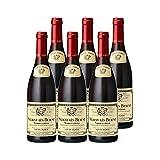 Savigny-lès-Beaune 1er Cru Les Narbantons Rouge 2014 - Louis Jadot - Vin AOC Rouge de Bourgogne - Lot de 6x75cl - Cépage Pinot Noir