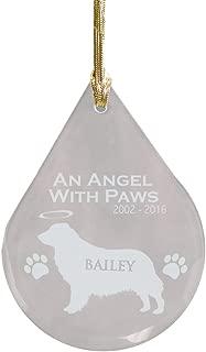 Best dog memorial christmas ornament Reviews