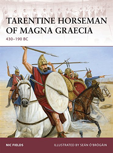Tarentine Horseman of Magna Graecia: 430–190 BC (Warrior)