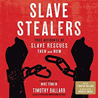 Slave Stealers cover art