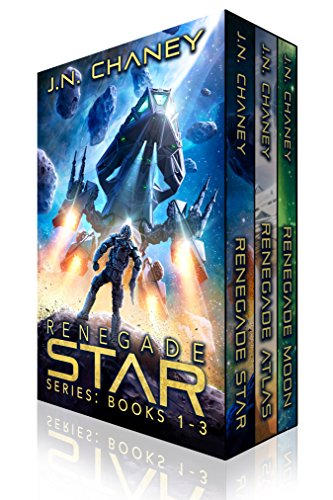The Renegade Star Series: Books 1-3 (Renegade Star Box Set Book 1) by [J.N. Chaney]