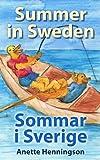 Summer in Sweden/Sommar i Sverige (English Edition)